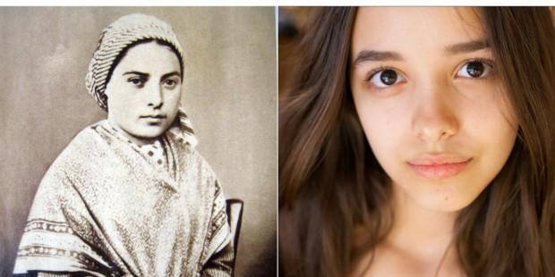 Domaine Public / Facebook I Emya The Voice Kids 2 Eyma, ancienne candidate de « The Voice Kids », interprétera le rôle de Bernadette Soubirous.